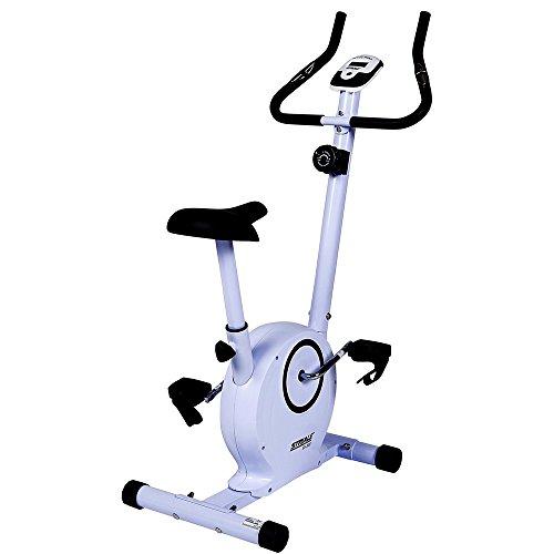 Striale SV 318–Bicicleta elíptica Plata/Negro