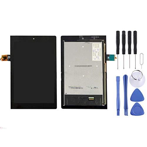 un known Reemplazo extraíble Pantalla LCD y Montaje Completo de digitalizador para Lenovo Yoga Tablet 2 / 830L Accesorio (Color : Black)