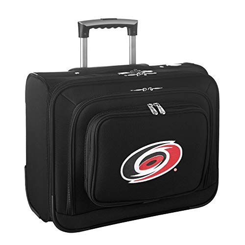 Read About NHL Carolina Hurricanes Wheeled Laptop Overnighter