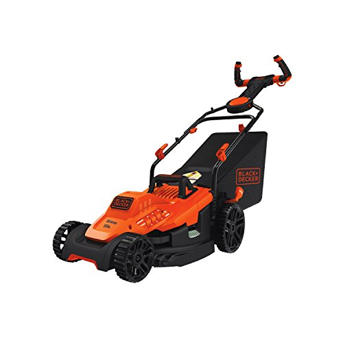 BLACK+DECKER BEMW472ES Electric Mower 15
