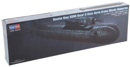 ホビーボス 1/350 潜水艦シリーズ ロシア海軍オスカーII型原子力潜水艦クルスク 83521 プラモデル