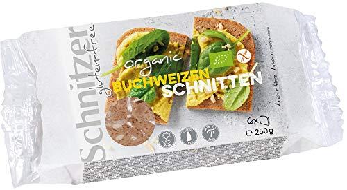 Schnitzer Bio Bio BUCHWEIZEN SCHNITTEN (2 x 250 gr)