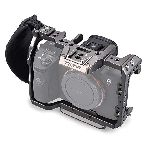 Tilta TA-T17-FCC-G Camera Full Cage Cámara Jaula para Sony A7S II / A9 / A7R III / A7 III / A7R IV Camera (ILCE-7RM3 / A7R Mark III/ILCE-7RM4)