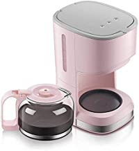 L.TSN espressomachine, duurzaam koffiezetapparaat, 0,7 l, inhoud 550 W, theekan, koffiezetapparaat, karafbrouwer (kleur: b...
