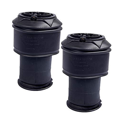 Docas 2x Luftfeder Luftfederung 5102GN 5102R8 L&R Hinten, Federbalg