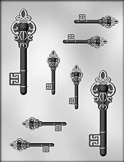 chocolate skeleton keys