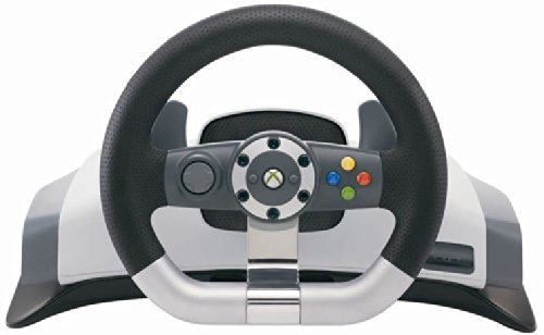 Wireless Force Feedback (FFB) Racing Wheel for Xbox 360
