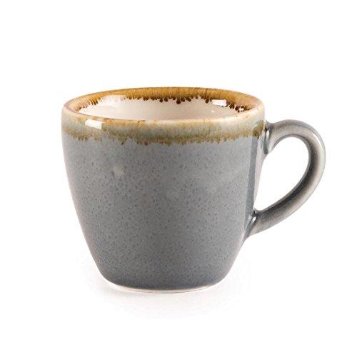 Olympia Kiln Espressotassen Ozean 8,5cl
