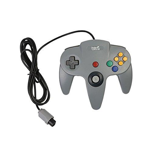 Under Control - Manette Grise Nintendo 64 cable 2 mètres