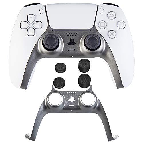 Coque de rechange pour manette de Playstation 5 DualSense (Gris)
