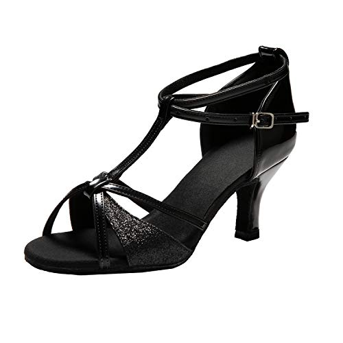 Top 10 best selling list for flat dance shoes suede sole swing dance