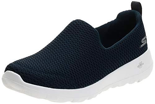 Skechers Go Walk Joy, Women's Slip On Trainers, Blue (Navy/White Nvw), 5 UK (38 EU)
