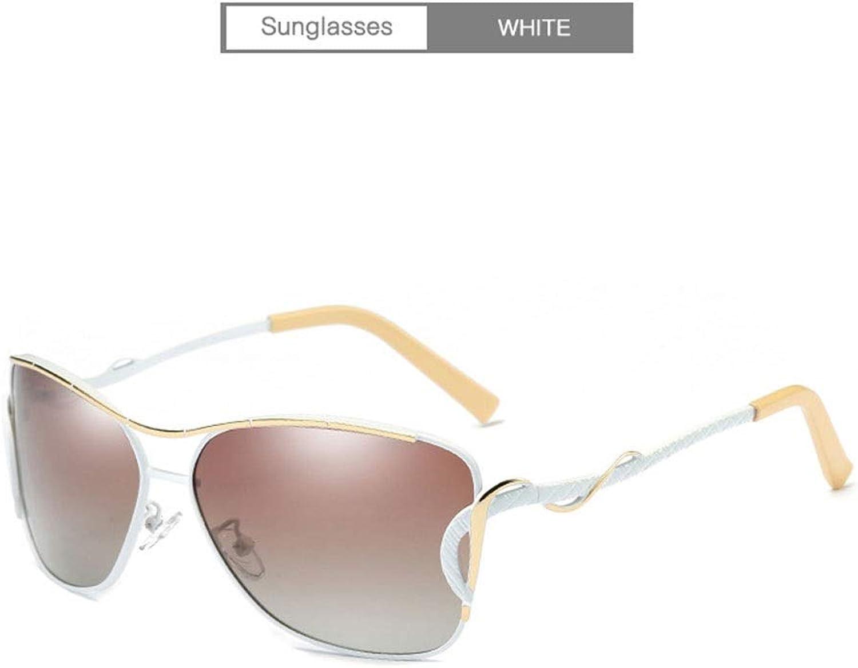 New Polarizer Ladies Outdoor Glasses Classic Sunglasses Explosion Models Sunglasses