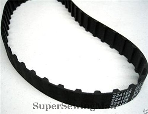 Fantastic Prices! (Ship from USA) SINGER 111W INDUSTRIAL SEWING MACHINE TIMING BELT-- PART #224195 *...