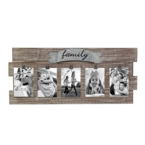 Mejor Malden International Designs Family Expressions Picture Frame, 4x6, Black crítica 2020