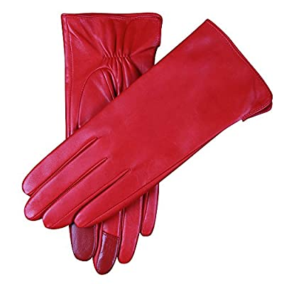 red leather gloves, End of 'Related searches' list