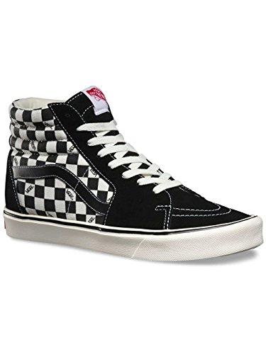 Vans Herren Sneaker Checkerboard Sk8-Hi Lite + Sneakers