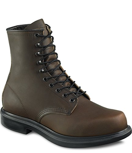 Red Wing 953 Super Sole Mens 8-inch Work Boot (Soft Toe, Electrical...