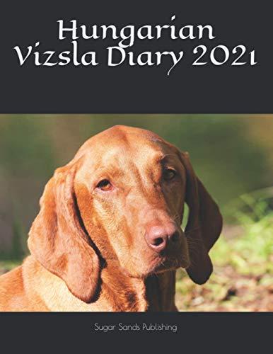 Hungarian Vizsla Diary 2021