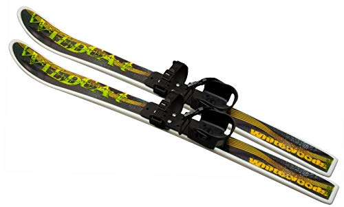 Whitewoods by Erik Sports Wildcat 95cm Junior Cross Country Backyard Ski Set