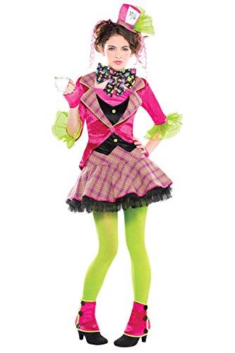 Christy'S Amscan - Costume In Maschera, Motivo: Il Cappellaio Matto