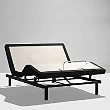 Tempur-Pedic Ergo 2.0 Bed Base Adjustable, Queen, Black