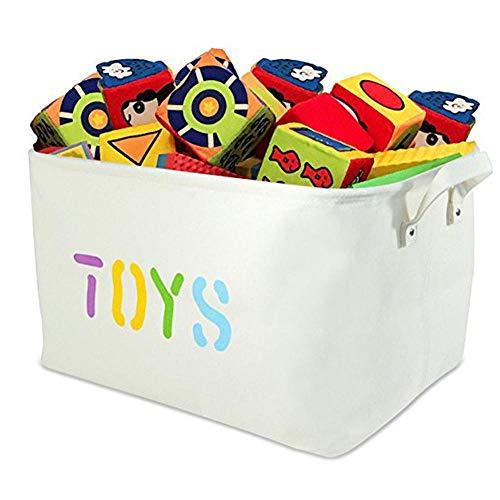 Action Figure Storage Basket Spielzeug-Speicher-Baby-Kind-Hundespielzeug Kleidung Kinder Bücher Speicherkorb Wasserdicht Und Maschinenwaschbar - Weihnachten A