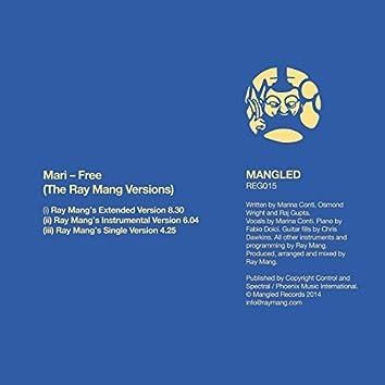 Free (The Ray Mang Versions)
