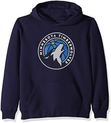 NBA by Outerstuff NBA Youth Boys Primary Logo Classic Hoodie