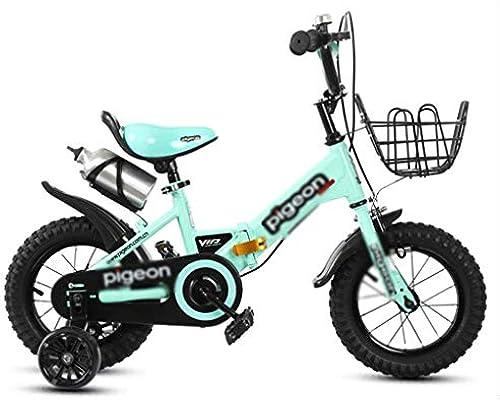 ETZXC Kinder Indoor Heimtrainer Klapp Kinderfürrad Kinder Outdoor Mountainbike Jungen und mädchen Treten Dreirad fürrad