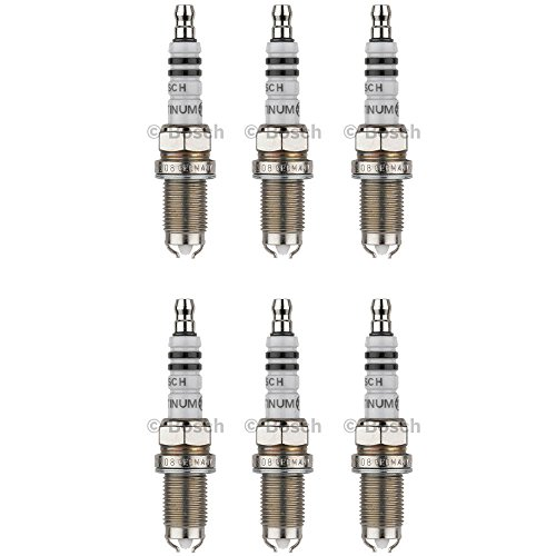 Bosch Platinum 2 #4308 Spark Plugs