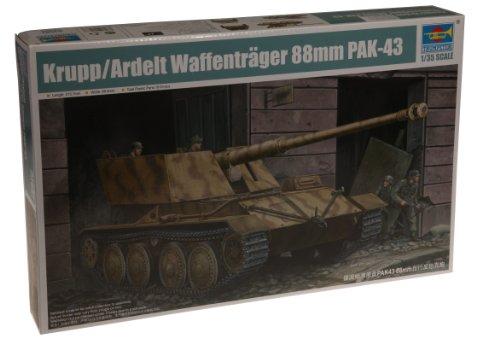 Trumpeter - Maqueta de tanque , color modelo surtido