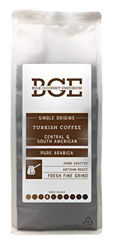 Bulk Gourmet Emporium Pure Arabica Turkish Coffee Central & South American...
