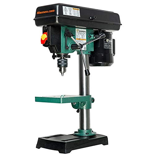 Find Bargain Tool Parts 220V Hisimen 8-inch speed-control bench drill HD2000 drilling machine table-...