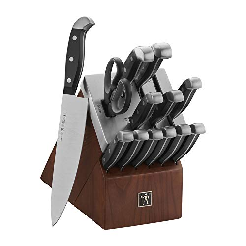 J.A. Henckels International Statement 14-pc Self-Sharpening Knife Block Set