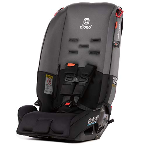 Lowest Price! Diono 2019  Radian 3R All-in-One Convertible Car Seat, Grey Dark