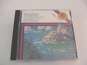 Isaac Stern plays Mendelssohn & Tchaikovsky Violin Concertos (CBS Masterworks)