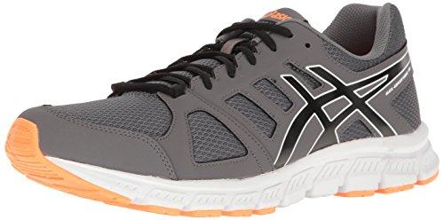 ASICS Men's Gel-Unifire TR 3 Cross-Trainer Shoe, Carbon/Black/Hot Orange, 6 M US