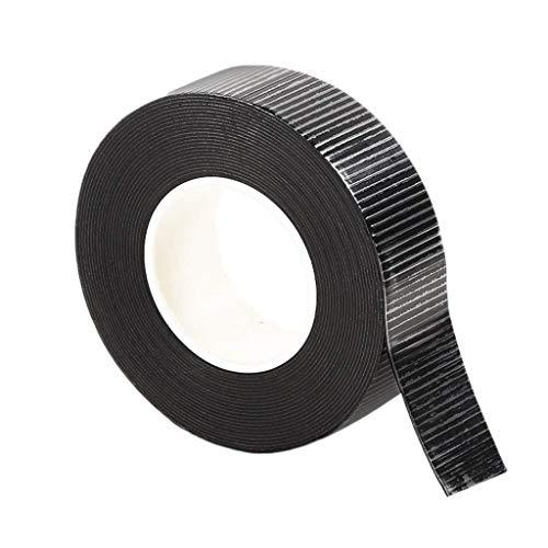 Nastro sigillante butilico - Nastro isolante elettrico impermeabile Nastro isolante in gomma nera ad alta pressione Nastro per riparazioni ad alta temperatura per pompa sommergibile per esterni (10kv,