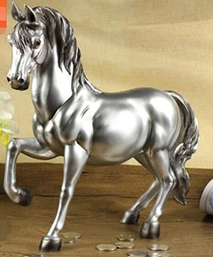DOGOGO Creatieve Paard Beelden Home Decoratie Accessoires Vintage Figurines Ornamenten Ambachten
