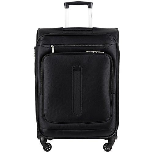 Delsey Manitoba luggage Trolley Esp 4R 78 black