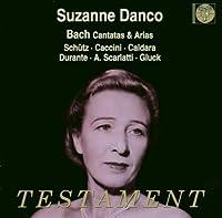 Bach: Cantatas & Arias by Suzanne Danco (2003-07-15)