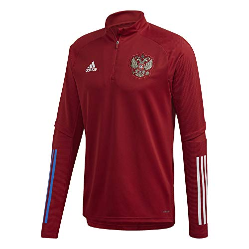 adidas Performance RFU Russland Trainingssweat EM 2020 Herren rot/weiß, XXL