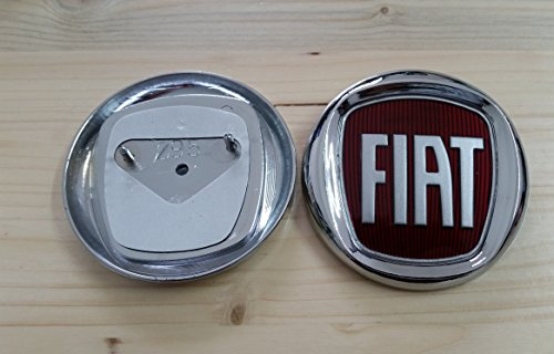 Fries wapen Logo Fiat rot 500 Punto Multipla Panda Croma Kofferraum 95 mm