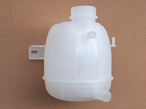 Depósito de expansión del refrigerante del motor Radiador rebosadero botella