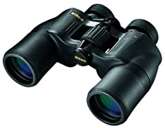 ACULON A211 10x42 binoculars are designed to be as light as possible along with excellent ergonomics. Turn-and-Slide Rubber Eyecups allow for comfortable viewing during extended periods of use. Made with A spherical Multicoated Eco-Glass Lenses brigh...