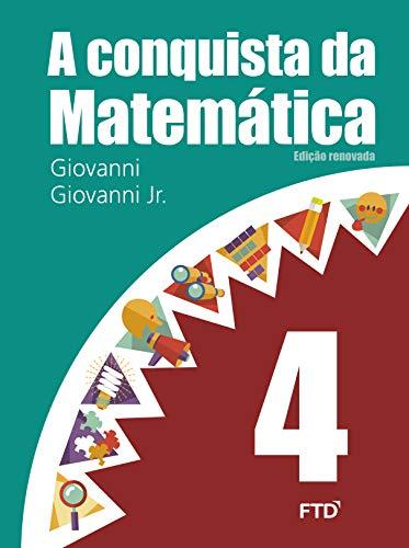 A Conquista da Matemática - 4º ano: Conjunto