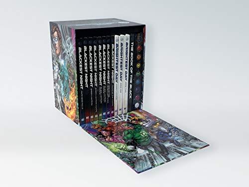 Blackest Night Brightest Day Box Set (Blackest Night Brightest Day Set)