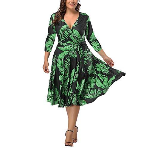 Zomerjurken dames feestelijke jurk elegante vintage jurk casual split swing jurk knielange jurken boho strandjurk lange jurk cocktailjurk rockabilly avondjurk wikkeljurk