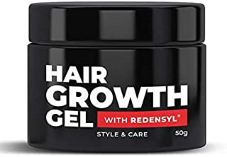 Beardo Hair Growth Gel for Men, 50gm